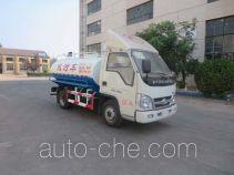 Xunli LZQ5040GXW sewage suction truck