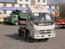 Xunli LZQ5040ZXX detachable body garbage truck