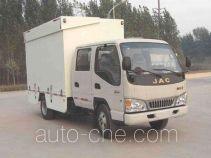 迅力牌LZQ5041XWT型舞台车