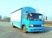 迅力牌LZQ5122XWT型舞台车