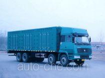 Xunli LZQ5248XXY box van truck
