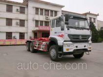 Xunli LZQ5250ZXX detachable body garbage truck