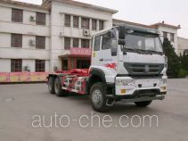 Xunli LZQ5250ZXX detachable body garbage truck