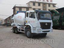 迅力牌LZQ5251GJB41YD型混凝土搅拌运输车