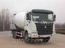 迅力牌LZQ5251GJB43Y型混凝土搅拌运输车