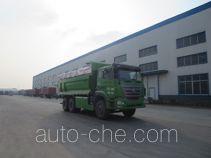 迅力牌LZQ5253ZLJQ38C型自卸式垃圾车