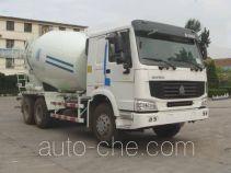 迅力牌LZQ5254GJB型混凝土搅拌运输车