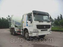 迅力牌LZQ5255GJB型混凝土搅拌运输车