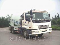 迅力牌LZQ5256GJB型混凝土搅拌运输车