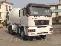 迅力牌LZQ5257GJB型混凝土搅拌运输车