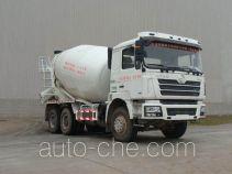 迅力牌LZQ5257GJB38DL型混凝土搅拌运输车