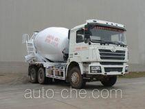 迅力牌LZQ5257GJB40D型混凝土搅拌运输车
