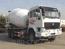 迅力牌LZQ5258GJB型混凝土搅拌运输车
