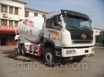 迅力牌LZQ5259GJB43JL型混凝土搅拌运输车