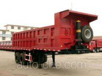 Xunli LZQ9341ZZX dump trailer