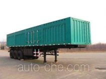 Xunli LZQ9360XXY box body van trailer
