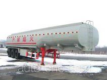 迅力牌LZQ9400GYY型运油半挂车
