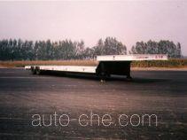 迅力牌LZQ9500TDP型低平板半挂车