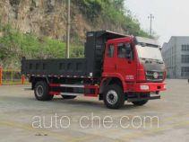 柳特神力牌LZT3125PK2E4A90型自卸汽车