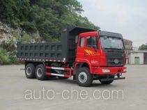 柳特神力牌LZT3256PK2E4T1A93型自卸汽车