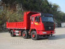 柳特神力牌LZT3256PK2E4T3A90型自卸汽车