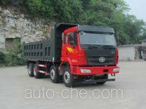 柳特神力牌LZT3311PK2E4T4A91型自卸汽车