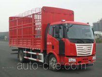FAW Liute Shenli LZT5120CCYPK2E4L2A95 stake truck