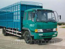 FAW Liute Shenli LZT5120CXYPK2E3L3A95 бескапотный грузовик с решетчатым тент-каркасом