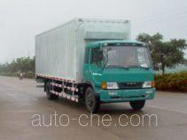 FAW Liute Shenli LZT5120XXYPK2E3L3A95 cabover box van truck