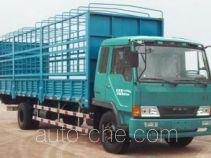 FAW Liute Shenli LZT5121CXYPK2E3L3A95 бескапотный грузовик с решетчатым тент-каркасом