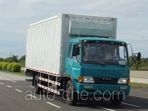 FAW Liute Shenli LZT5121XXYPK2E3L3A95 cabover box van truck