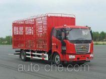 柳特神力牌LZT5160CCQPK2E5L3A95型畜禽运输车