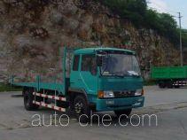 FAW Liute Shenli LZT5160TYAP1K2E3L2A91 flatbed truck