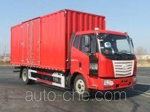 FAW Liute Shenli LZT5160XXYPK2E5L3A95 box van truck