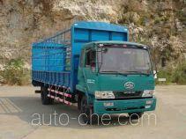 FAW Liute Shenli LZT5161CXYPK2E3L1A95 бескапотный грузовик с решетчатым тент-каркасом