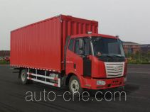 FAW Liute Shenli LZT5161XYKPK2E4L5A95 wing van truck