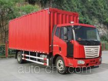 FAW Liute Shenli LZT5163XYKPK2E4L5A95 wing van truck