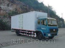 FAW Liute Shenli LZT5165XXYPK2E3L5A95 box van truck