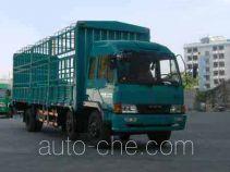 FAW Liute Shenli LZT5176CXYPK2L9T3A95 бескапотный грузовик с решетчатым тент-каркасом