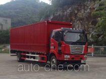 FAW Liute Shenli LZT5180XYKPK2E5L10A95 wing van truck