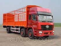 FAW Liute Shenli LZT5201CXYP1K2E3L10T3A91 бескапотный грузовик с решетчатым тент-каркасом