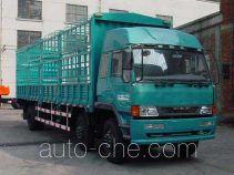 FAW Liute Shenli LZT5202CXYPK2E3L10T3A95 бескапотный грузовик с решетчатым тент-каркасом
