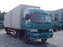 FAW Liute Shenli LZT5202XXYPK2E3L10T3A95 cabover box van truck