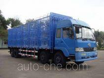 柳特神力牌LZT5240CCQPK2E3L11T2A90型禽畜运输车