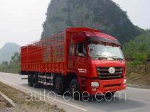 FAW Liute Shenli LZT5240CXYP2K2E3L11T4A92 бескапотный грузовик с решетчатым тент-каркасом