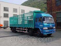 FAW Liute Shenli LZT5240CXYPK2E3L11T2A90 бескапотный грузовик с решетчатым тент-каркасом