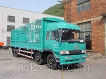 FAW Liute Shenli LZT5241CXYPK2E3L11T4A95 бескапотный грузовик с решетчатым тент-каркасом