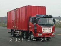FAW Liute Shenli LZT5250XXYPK2E5L8T3A95 box van truck