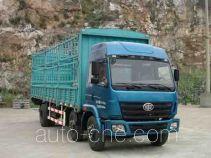 FAW Liute Shenli LZT5251CXYPK2E3L4T3A95 бескапотный грузовик с решетчатым тент-каркасом