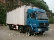 FAW Liute Shenli LZT5251XXYPK2E3L4T3A95 cabover box van truck